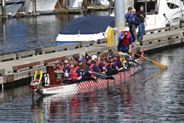 Paddlers Cup Dragon Boat Race