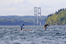 Paddlers Cup Open Water Race